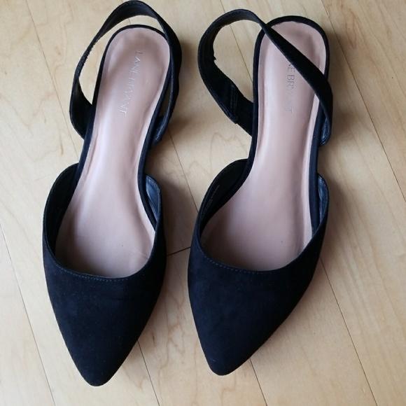 Lane Bryant Shoes | Flashsale 9w Suede